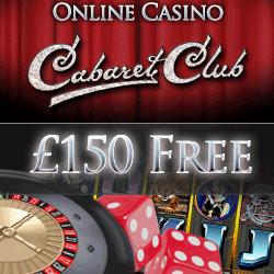 cabaret club casino bonus
