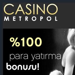 casino metropol bonus kodu