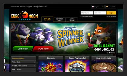 не работает казино euromoon